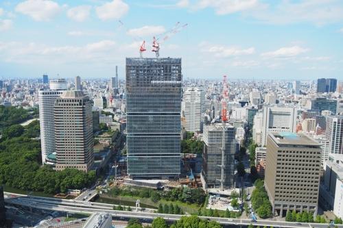 赤プリ跡の「東京ガーデンテラス...