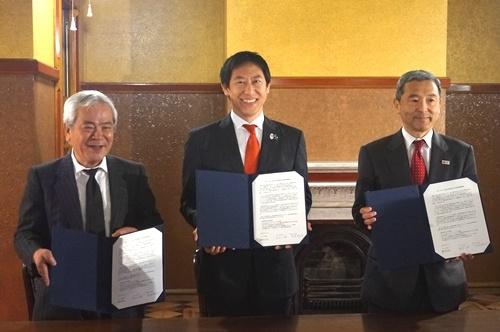 観光庁など3庁が協定締結、「ス...