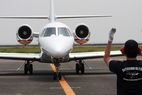 朝日航洋、国内・海外のビジネスジェット運航に対応【PR】