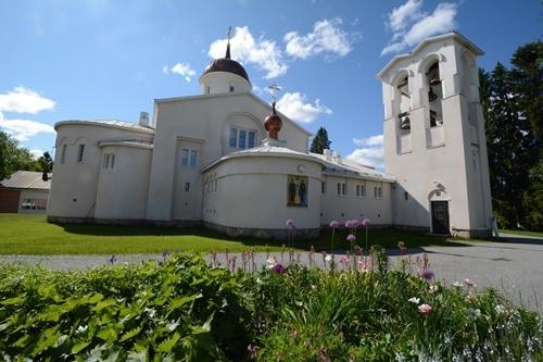 新ヴァラモ修道院